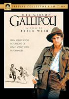 Cover image for Gallipoli