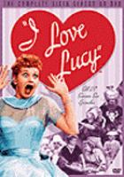 Cover image for I love Lucy. Season 6, Complete