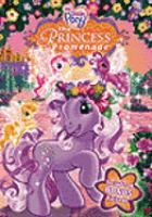 Cover image for My little pony. The princess promenade