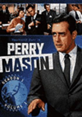 Cover image for Perry Mason. Season 1, Vol. 1