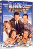Cover image for Wings. Seasons 01 & 02, Complete [videorecording DVD] (3 DVDs)