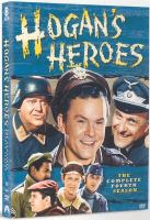 Cover image for Hogan's heroes. Season 4, Complete