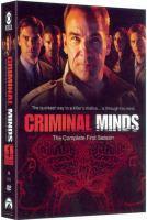 Cover image for Criminal minds. Season 01, Complete