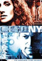 Cover image for CSI: NY. Season 3, Complete [videorecording DVD]