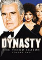 Cover image for Dynasty. Season 3, Vol. 2