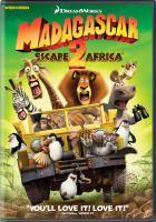 Imagen de portada para Madagascar 2 [videorecording DVD] : escape 2 Africa