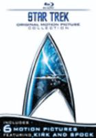 Cover image for Star trek VI : the undiscovered country