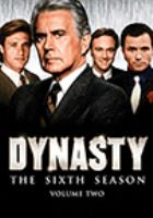 Cover image for Dynasty. Season 6, Vol. 2