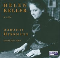 Cover image for Helen Keller [a life]