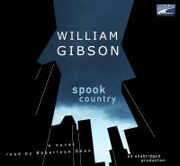 Cover image for Spook country