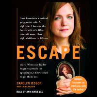 Cover image for Escape