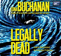 Cover image for Legally dead a novel