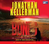Cover image for Bones an Alex Delaware novel