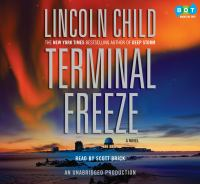 Cover image for Terminal freeze a novel