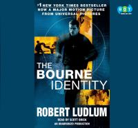 Cover image for The Bourne identity