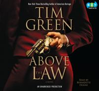 Cover image for Above the law