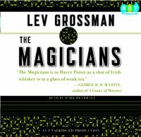 Cover image for The magicians a novel