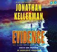 Cover image for Evidence an Alex Delaware novel