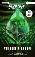Cover image for Vulcan's glory : Star Trek series