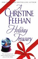 Cover image for A Christine Feehan holiday treasury.