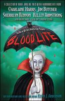 Cover image for Blood lite : an anthology of humorous horror stories