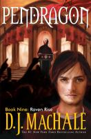 Imagen de portada para Raven rise. bk. 9 : Pendragon series