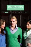 Cover image for Invitation only. bk. 2 : Private series