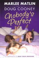 Cover image for Nobody's perfect