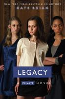 Cover image for Legacy. bk. 6 : Private series
