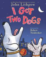 Cover image for I got two dogs