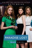 Cover image for Paradise lost. bk. 9 : a novel : Private series