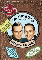 Cover image for On the road with Bob Hope and Bing Crosby