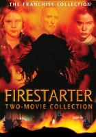 Cover image for Firestarter two-movie collection.