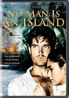 Cover image for No man is an island