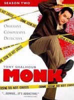 Cover image for Monk. Season 2, Disc 1 :
