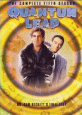 Cover image for Quantum leap. Season 5, Complete