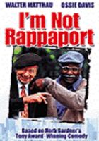 Cover image for I'm not Rappaport