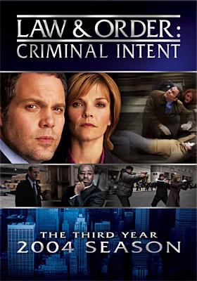 Cover image for Law & order: Criminal intent. Season 03, Complete