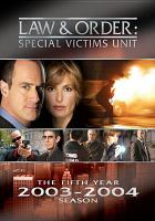 Cover image for Law & order, SVU. Season 05, Complete [videorecording DVD]