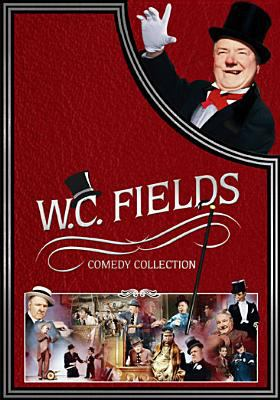 Cover image for W.C. Fields comedy collection