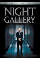 Cover image for Night gallery. Season 1, Complete