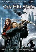 Cover image for Van Helsing