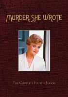 Cover image for Murder, she wrote. Season 4, Complete