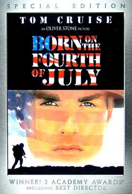 Imagen de portada para Born on the Fourth of July