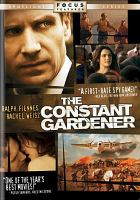 Cover image for The constant gardener