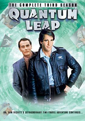 Cover image for Quantum leap. Season 3, Complete