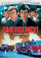 Cover image for Emergency! Season 1, Complete [videorecording DVD]
