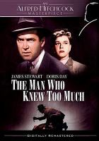Cover image for The man who knew too much (James Stewart version)