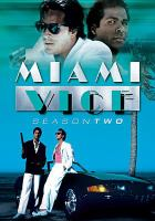 Cover image for Miami vice. Season 2, Complete
