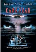 Cover image for Cape fear (Robert de Niro version)